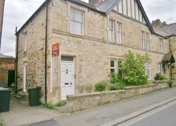 Thumbnail 2 bedroom flat to rent in St Wilfrids Road, Hexham