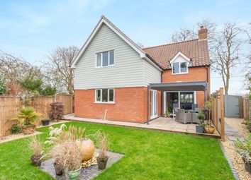 Thumbnail 3 bed detached house for sale in Fulmodestone Road, Hindolveston, Dereham