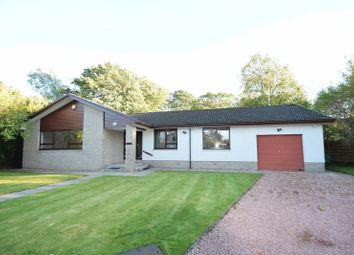 Thumbnail 3 bed detached bungalow for sale in Station Road, Thankerton, Biggar
