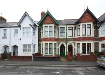 Thumbnail 4 bedroom property for sale in York Street, Canton, Cardiff