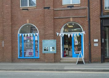 Thumbnail Retail premises to let in 2 Church Mews, Churchill Way, Macclesfield, Cheshire