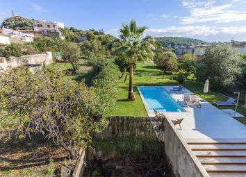 Thumbnail Town house for sale in Spain, Mallorca, Pollença