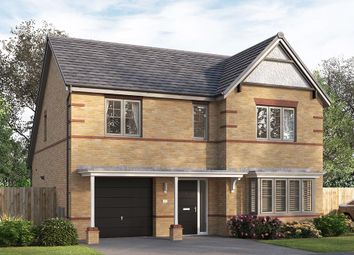 "4 bed detached house for sale in ""The Overbury "" at Blackmoorfoot Road, Huddersfield HD4"
