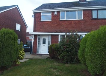 Thumbnail 3 bedroom semi-detached house to rent in Ronaldsway, Preston