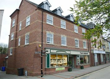 Thumbnail 2 bed flat to rent in Apartment 3 Tasey House, Market Street, Market Street, Newtown, Powys