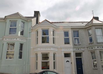 Thumbnail 3 bed terraced house for sale in St. Hilary Terrace, St. Judes, Plymouth