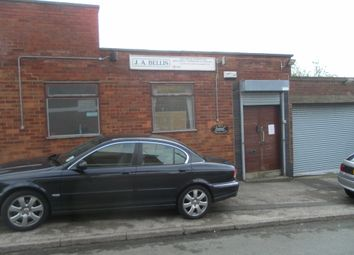 Thumbnail Light industrial for sale in Houghton Street, Prescot