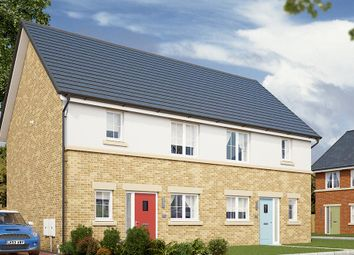 "Thumbnail 3 bed semi-detached house for sale in ""The Appleton"" at Elms Way, Yarm"
