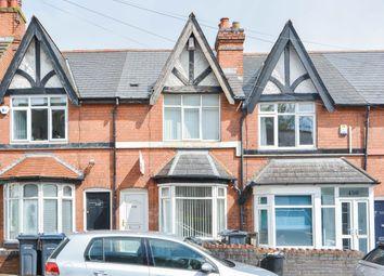 Thumbnail 3 bed terraced house for sale in Harborne Park Road, Harborne, Birmingham