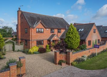 Thumbnail 5 bed detached house for sale in Park Lane, Walton, Lutterworth