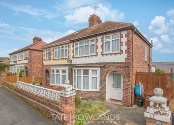 Thumbnail 3 bed semi-detached house for sale in West Drive, Holywell