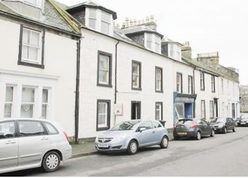 Thumbnail 1 bedroom flat for sale in 20, Castle Street, Flat 1-2, Rothesay PA209Ha
