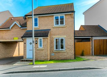 Thumbnail 4 bed link-detached house for sale in Hepburn Crescent, Oxley Park, Milton Keynes
