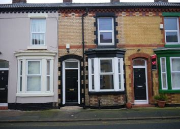 Thumbnail 1 bed terraced house to rent in Balfour Street, Anfield