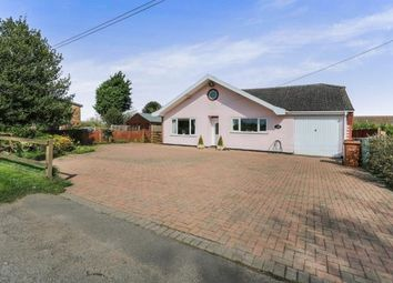 Thumbnail 4 bed bungalow for sale in Carleton Rode, Norwich, Norfolk