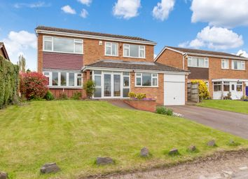 Thumbnail 4 bed detached house for sale in Top Road, Barnacle, Coventry