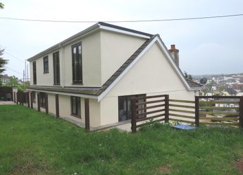 Thumbnail 4 bedroom detached bungalow for sale in Broadpark Road, Paignton