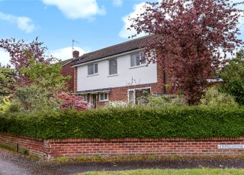 Thumbnail 4 bed detached house for sale in Nightingale Road, Woodley, Reading, Berkshire