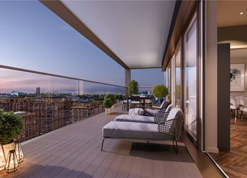 Thumbnail 3 bed flat for sale in King's Road Park, King's Road, London