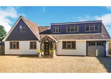 Thumbnail 5 bed detached house for sale in Fakenham Road, Hillington, King's Lynn