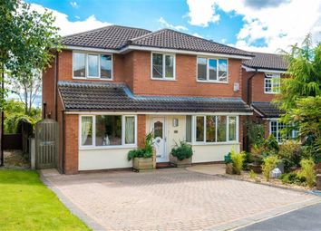 Thumbnail 4 bed detached house for sale in Denshaw, Upholland