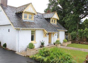 Thumbnail 4 bed property for sale in Rozel Cottage Station Brae, Kippen, Stirling