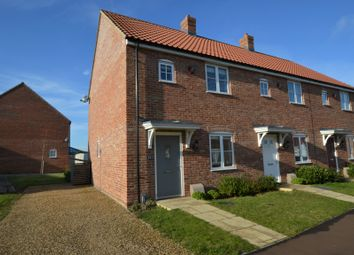 Thumbnail 2 bedroom semi-detached house for sale in Ashburton Close, Wells-Next-The-Sea