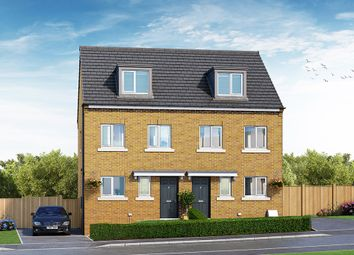 "Thumbnail 3 bed property for sale in ""The Bamburgh"" at Moorside Road, Eccleshill, Bradford"