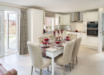 "Thumbnail 4 bed detached house for sale in ""Irving"" at St. Brides Road, Wick, Cowbridge"