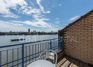 Thumbnail 1 bed flat for sale in Wapping High Street, London