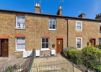 Thumbnail 2 bed terraced house to rent in Branch Road, St. Albans, Hertfordshire
