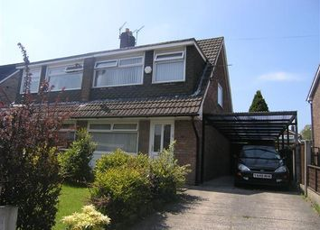 3 bed semi-detached house to rent in Balmoral Avenue, St. Helens WA9