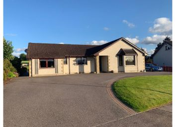 Thumbnail 5 bed detached house for sale in Braes Of Conon, Dingwall