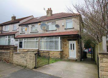 Thumbnail 3 bed end terrace house for sale in Briardale Road, Bradford