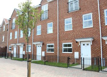 Thumbnail 4 bed property to rent in Raby Road, Hartlepool