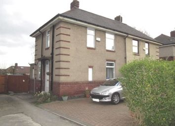 Thumbnail 2 bed semi-detached house to rent in Browning Close, Sheffield