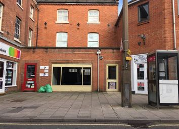 Thumbnail Retail premises to let in Dig Street, Ashbourne