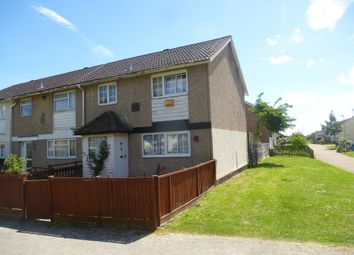 Thumbnail 3 bed end terrace house for sale in Newenden Close, Ashford
