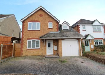 Thumbnail 3 bedroom detached house for sale in Central Road, Drayton, Portsmouth