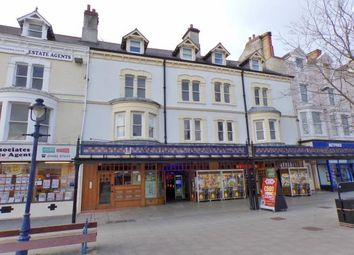 Thumbnail 1 bed flat for sale in Mostyn Street, Llandudno, Conwy, North Wales