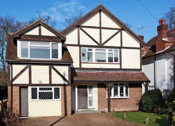 Thumbnail 5 bed detached house for sale in Cavendish Drive, Edgware