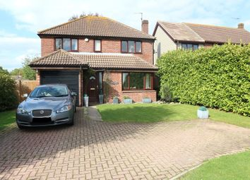 Thumbnail 4 bed detached house for sale in The Laurels Red Barn Lane, Great Oakley, Harwich