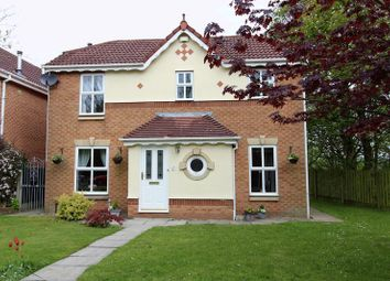 Thumbnail 4 bed detached house for sale in Ambleway, Walton Le Dale, Preston