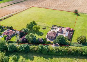 5 bed farmhouse for sale in School Road, Tilney St. Lawrence, King's Lynn, Norfolk PE34