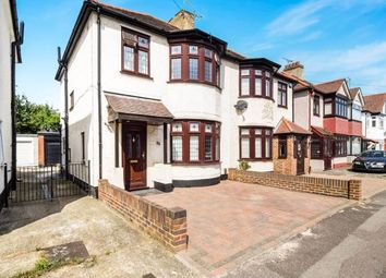 Thumbnail 3 bed semi-detached house for sale in Romford, Essex, London