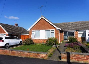 Thumbnail 2 bed semi-detached bungalow for sale in Dryden Road, Ipswich