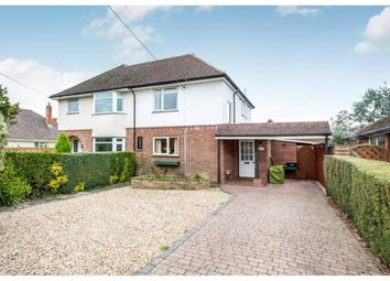 Thumbnail 3 bed semi-detached house for sale in Avenue Road, New Milton