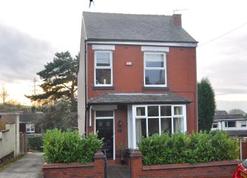 Thumbnail 4 bed detached house for sale in Mottram Road, Matley, Stalybridge