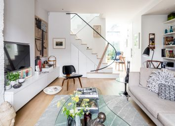 Thumbnail Serviced town_house to rent in Harmood Street, London