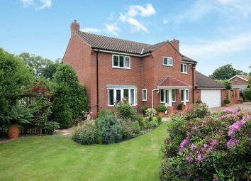 Thumbnail 4 bed detached house for sale in Mill Lane, Acaster Malbis, York